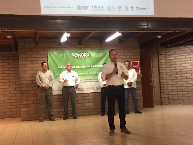 Realiza Cedes tareas de conservación en Delfinario, Centro Ecológico y Estero El Soldado
