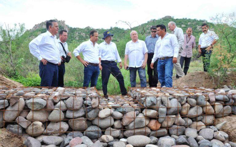 Fomentan Cedes y CFE conservación de flora, fauna, suelo y agua