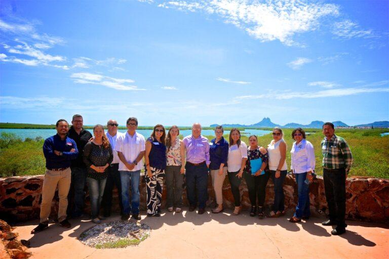 Realiza Costa Salvaje y Cedes taller sobre Ecosistemas Costeros