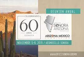 CEDES en la Reunión anual de la Comisión Sonora-Arizona, 60 Aniversario. Reunión del Comité de Ecología Medio Ambiente y Agua
