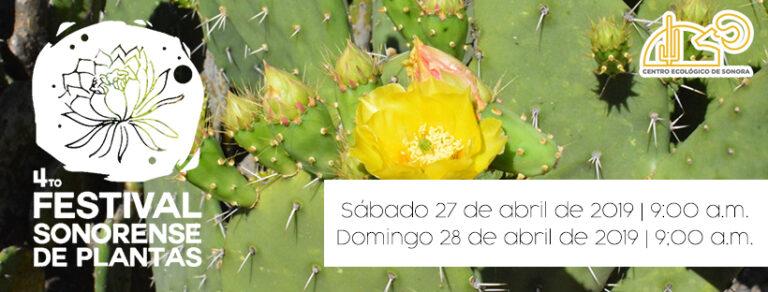 Habrá Festival de Plantas en Centro Ecológico este fin de semana