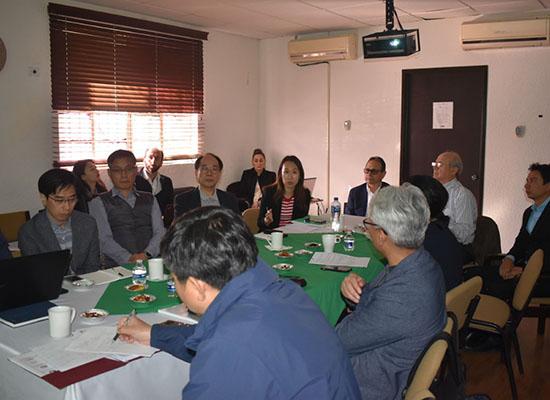 Analizan Cedes e investigadores coreanos, producción de biogás a partir de residuos en Sonora