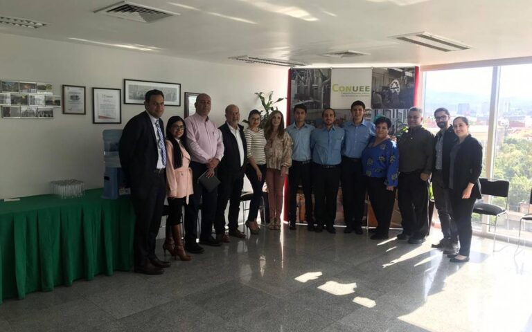 Se capacitan en CDMX estudiantes de la Unison, ganadores del Campus Eficiente Challenge